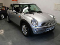 2003 MINI COOPER - PART EXCHANGE CLEARANCE - PART EXCHANGE CLEARANCE