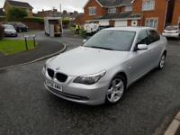 BMW 520 2.0TD 2008MY d SE immaculate