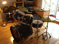 Pearl drums (full kit)