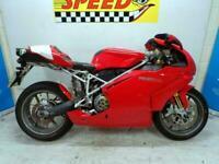 Ducati 999 S Mono
