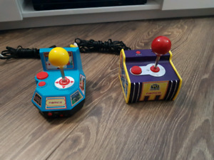 2003-09 Jakks TV games