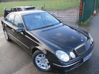 2006 MERCEDES E-CLASS E320 CDI AVANTGARDE HUGE SPEC SALOON DIESEL