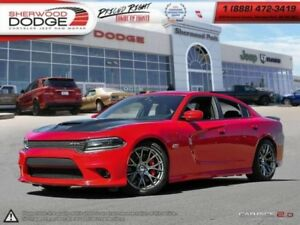 2015 Dodge Charger SRT  LEATHER SEATS | HEAT/COOL SEATS | NAV