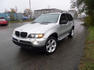BMW X5 4.4i Executive Edition 2006