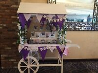 Sweet Cart For Hire!