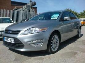 2012 62 FORD MONDEO 2.0 ZETEC BUSINESS EDITION TDCI 5D 161 BHP DIESEL