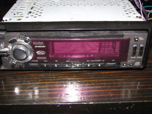 Clarion DXZ665MP CD/MP3/SAT Radio $40 Or Trade For Amp