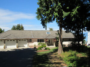 Experience fall colors and Panoramic Ocean view in Qualicum Bch