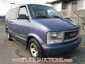 1996 GMC SAFARI VANS  EXT WAGON AWD