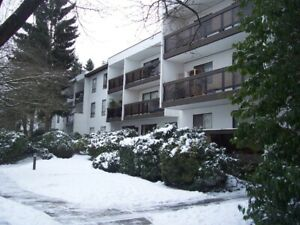 1BR - good location, quiet, well=managed bldg. ,BURNABY / M-town