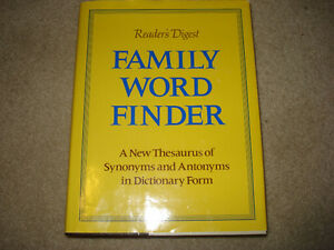 FAMILY WORD FINDER