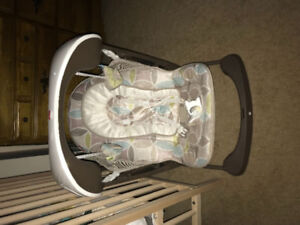 Baby swing battery operated EUC