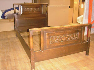 KRUG SINGLE BED AND CHEST OF DRAWERS Kitchener / Waterloo Kitchener Area image 1