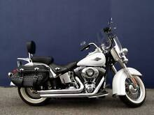 2013 HARLEY-DAVIDSON SOFTAIL HERITAGE CLASSIC Cannington Canning Area Preview