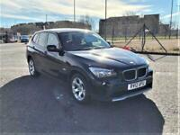 BMW X1 SDRIVE20D EFFICIENT DYNAMICS 2012 Diesel Manual in Black