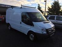 Ford Transit 2.2TDCi ( 100PS ) ( EU5 ) Med Roof Van T280 Mwb Trend 2013 62 Reg