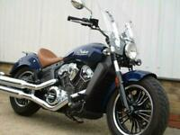 2020 Indian Scout...two owners....3075 miles...service history...extra's