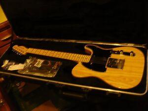 2011 Fender American Standard Telecaster Ash