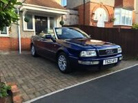 1999 Audi Cabriolet 1.8 Final edition