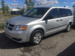 2009 Dodge Grand Caravan SE Minivan 42,000 km