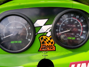 1997 440 arctic cat     $1000