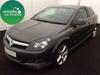 £112.66 PER MONTH GREY 2010 VAUXHALL ASTRA 1.9 CDTI SRI 3 DOOR DIESEL MANUAL