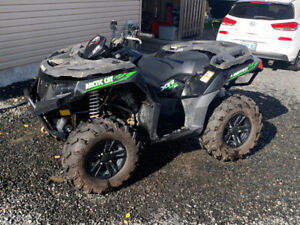 Arctic Cat 550 Limited Edition  Power Steering ONLY 1392 Miles!