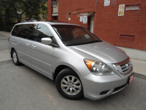 2010 HONDA ODYSSEY EX-L , NAVIGATION ,  BACK-UP CAMERA , ALLOYS!