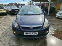 2010 Ford Focus 1.6 TDCi Econetic 5dr, MOT 12 MONTHS, ROAD TAX £30, HPI CLEAR,