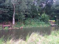 Canal Boat Mooring