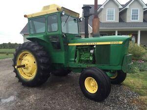 John Deere 6030 very few built and even fewer in Canada