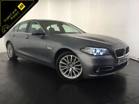 2013 63 BMW 520D LUXURY AUTO 1 OWNER BMW SERVICE HISTORY FINANCE PX WELCOME