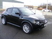 Nissan Juke 1.5 DCI ACENTA (black) 2012