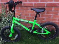 Boys Bumper Stunt bike Bike