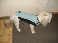 DOG COAT – NEW, FOR SMALL DOG OR PUP