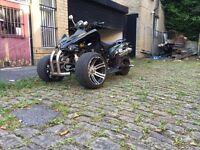 Quad/trike 250cc 2010 plate