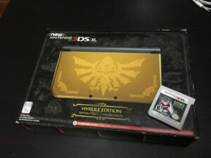 New 3DS XL Hyrule Edition   Game