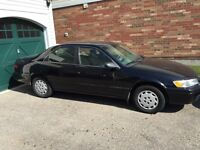 1998 Toyota Camry LE V4 2.2L