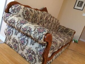 Moving sale - couch and chair