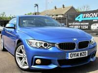 2014 BMW 4 SERIES 430D M SPORT 2DR COUPE AUTOMATIC DIESEL COUPE DIESEL
