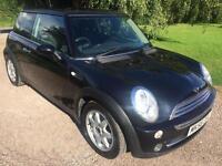 2006 56 Mini Mini 1.6 One Seven Black
