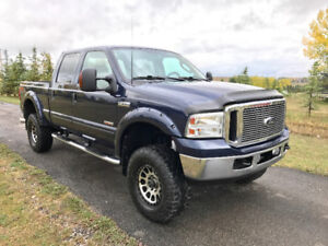 2003 Ford F-350 FX-4 Lariat Diesel *BULLET PROOFED, MANY EXTRAS*