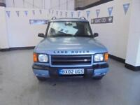 2002 Land Rover Discovery 4.0 i V8 GS 5dr (7 Seats)