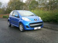 Peugeot 107 1.0 12v Urban Selection Available from Only £2795
