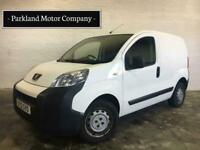2012 Peugeot Bipper ** LOW MILES ** NO VAT ** Panel Van Diesel Manual