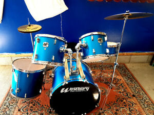 Washbury Drums Great Condition.