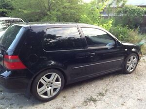 2003 GTI 24V VR6 6 Speed GREAT SHAPE. ETESTED & CERTIFIABLE
