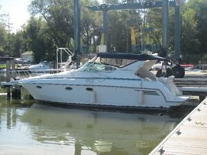 35 Trojan - 1995 Express Cruiser - Solid and reliable