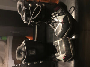 Used 5150 men's size 9 snowboard boots