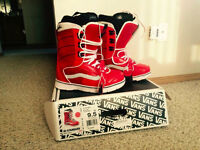 New Vans Snowboard Boots for Sale! ONLY $60
